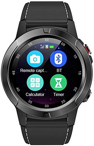 Reloj Inteligente Hombres Brújula Ritmo Cardíaco Podómetro BT Llamada Clima Altímetro Deportes al Aire Libre Smartwatch Actividad Fitness Tracker Smartwatch Bandas