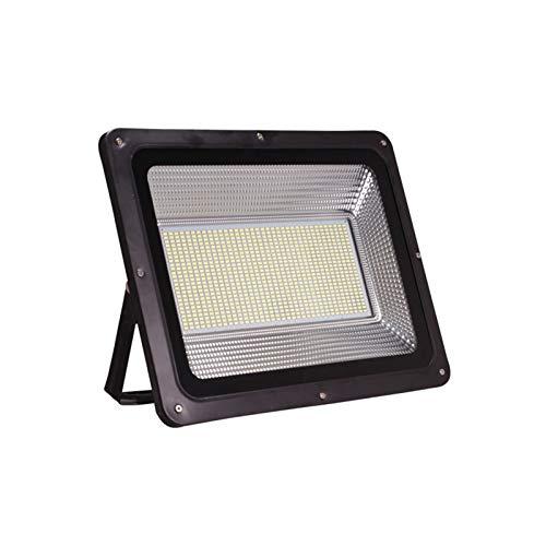 200W LED trahler, 300W 400W IP65 Wasserdichte Strahler Außen, 18000(LM) 6000-6500K Fluter Flutlicht -Außenleuchte Mit Intelligentem IC-Treiber Und Wattle Radiator(Size:400W 1200LED,Color:Weiß)
