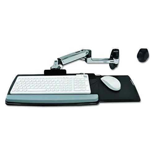 ERGOTRON LX Tastaturschwenkarm Fuer Wandmontage bis 2,2kg Reichweite von bis zu 64 cm anheben schwenken neigen