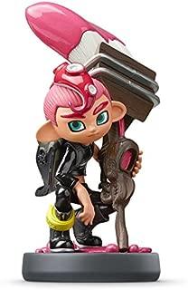Nintendo Amiibo Octoling Boy Splatoon 2 Switch Wii Pink