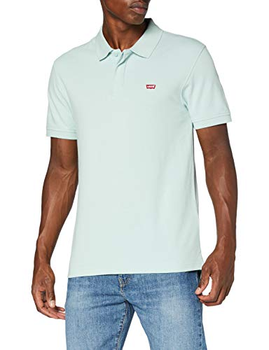 Levi's Herren Original Batwing Polo Shirt, Harbor Gray, XS