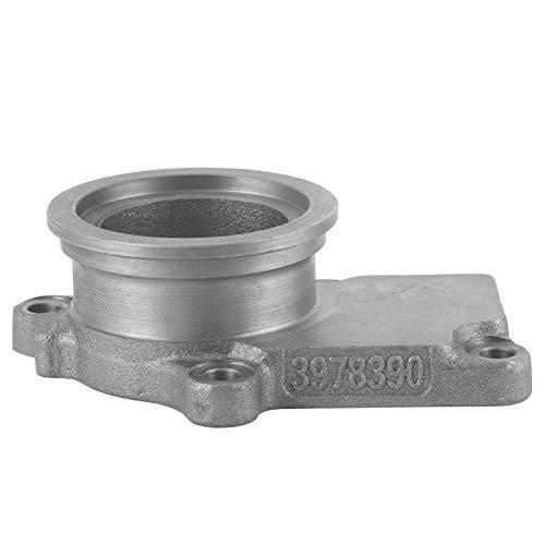 Tubo de escape Aramox Turbo, codo de salida de campana de escape del turbocompresor, brida 3978390, accesorio automático apto para ISDe140 4.5L