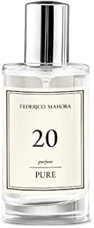 Fm by Federico mahora Perfume No 20Pure Collection para Mujer 50ml...
