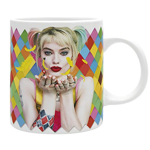 ABYstyle - DC Comics - Birds of Prey - Tasse - 320 ml - Harlequin