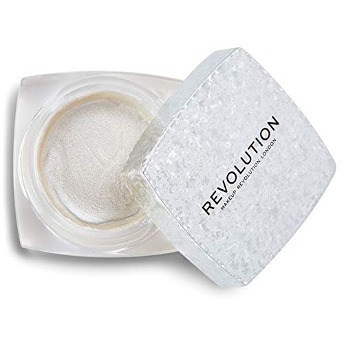 MAKEUP REVOLUTION Jewel Collection Jelly Highlighter (Dazzling) - Glanzvoller Highlighter, 30 g