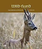 Jagdkalender Tischvariante 2020: WILD UND HUND