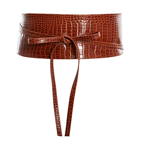 Toocool dames riem Obi belt Stretch ZSP-12