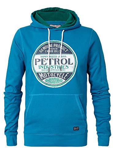 Petrol Industries Knit C/árdigan para Hombre