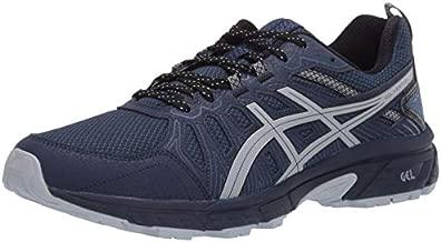 ASICS Men's Gel-Venture 7 Running Shoes, 9, Peacoat/Piedmont Grey