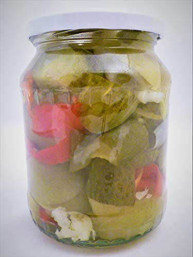 Mixed Pickles eingelegt aus Ungarn vom Bauern keine Industrie