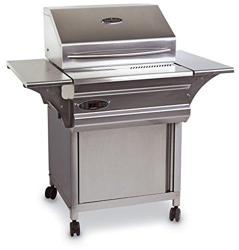 Memphis Grills Advantage Plus Wood Fire Pellet Smoker WiFi (VG0050S4-P), Freestanding, 430 Stainless Steel Alloy
