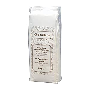 ChenaBura Levadura de masa madre seca - 500 g