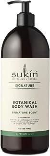 Sukin Botanical Body Wash, 1L