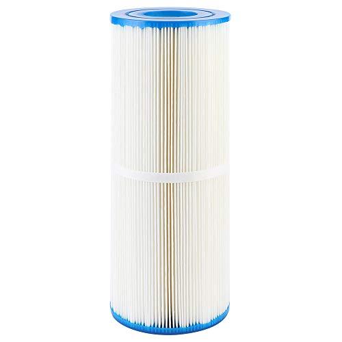 【Especial de Año Nuevo 2021】chengong Filtro de Piscina Lavable multifunción Reutilizable, plástico + Papel de poliéster Filtro de Piscina de Masaje, Piscina de Masaje Salón de baño Piscina de SPA Pisc