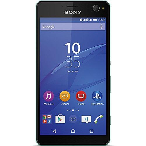 SONY Xperia C4 Dual - 16 GB - 4G - grün - Dual SIM Smartphone (1295-3320)