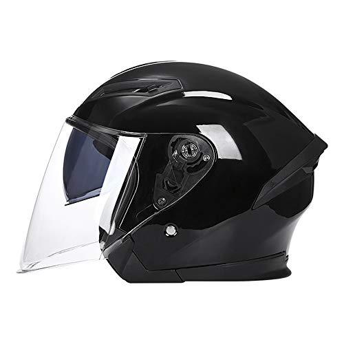 AjAC Fietshelm, verstelbare bergen & straten Lichte fietshelm met afneembare magneet Goggles-maskerbord, CE-gecertificeerd speciaal voor mannen en vrouwen