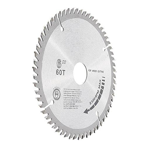 6 Inch 60 Teeth Circular Saw Blade Woodworking Cutting Blade