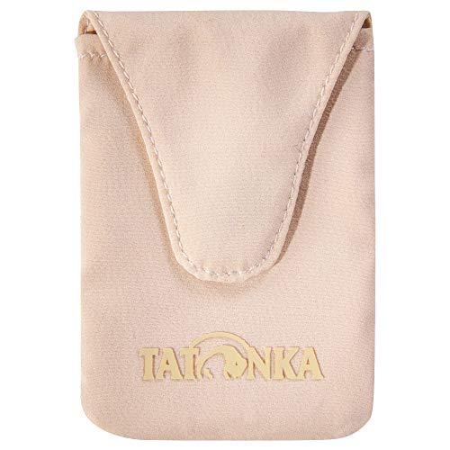 Tatonka Damen Soft Bra Pocket Reisezubehör- Brustbeutel, Nude, 10 x 7 cm