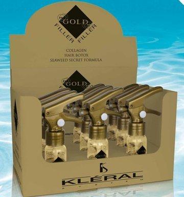 Kléral Botox Filler rimpolpante para pelo - 9 und.