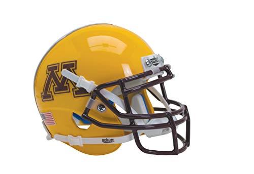Schutt NCAA Minnesota Golden Gophers Mini Authentic XP Football Helmet, ALT 4