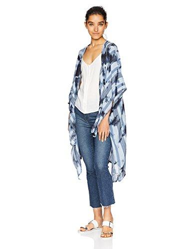 O'NEILL Women's Wavedream Kimono Top, Multi Colored, L