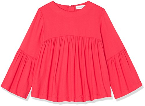 Amazon-Marke: RED WAGON Mädchen Bluse, Rosa (Virtual Pink), 116, Label:6 Years