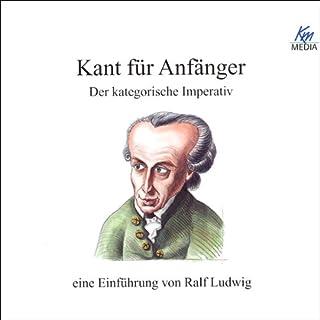 Kant für Anfänger Titelbild