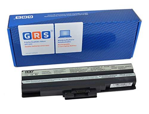 GRS Batería para Sony VGP-BPS13, VGN-FW11M, VGN-FW21Z, VGN-AW41MF, sustituye a: VGP-BPS13 VGP-BPS13/Q VGP-BPS13/B VGP-BPS13A VGP-BPS13B VGP-BPL13 VGP-BPS13B/Q VGP-BPS13A/B