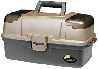 Plano Large 3-Tray Tackle Box with Top Access | Premium Tackle Storage