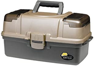 Plano Large 3-Tray Tackle Box with Top Access | Premium...
