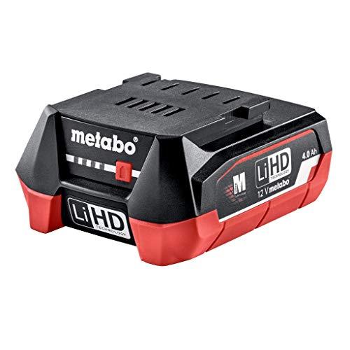 METABO Akkupack LiHD 12 V - 4,0 Ah (625349000)