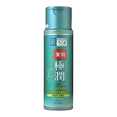 極潤 ハトムギ 化粧水