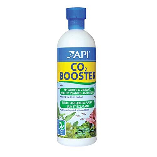 API CO2 BOOSTER Freshwater Aquarium Plant Treatment 473 ml Bottle