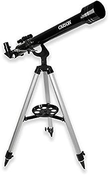 Carson JC-1000 2.4 Inch /60mm Refractor Telescope Kit