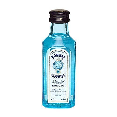 Bombay Sapphire Gin 40% 1 X 0,05 L PET Flaschen