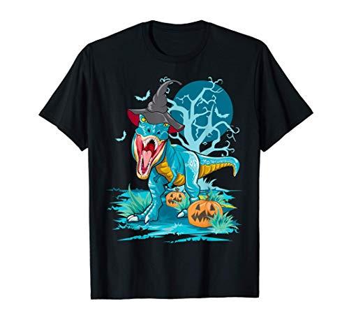 Dinosaurio Disfraces de Halloween para hombres niños Camiseta
