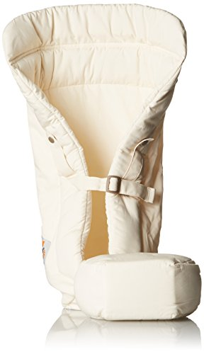 Ergobaby Organic Cotton Fabric Infant Insert, Natural