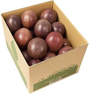 ふぞろいパッションフルーツ 5kg 45~50個入×2箱 熱帯資源植物研究所 南国沖縄発 香り豊かなトロピカルフルーツ 栄養豊富