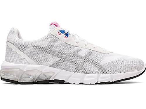 Asics Gel-Quantum 90 2 - Zapatillas de running para mujer, 6 m, color blanco y negro