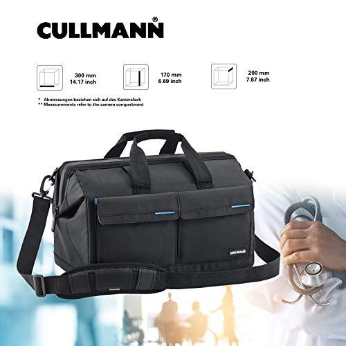 Cullmann Amsterdam Maxima 520 Kameratasche für mittleres bis großes DSLR-Equipment