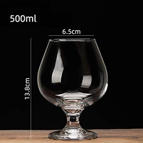 Tgbyhnujm glazen mok, kort, loodvrij, helder, whisky, cocktailglas, huis, bar, bier, wijn, kop, glazen