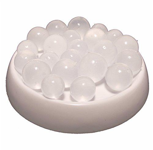 10paquetes blanco purpurina Glam decoración agua cuentas Gel bolas suelo de cristal Bio boda jarrón centro de mesa