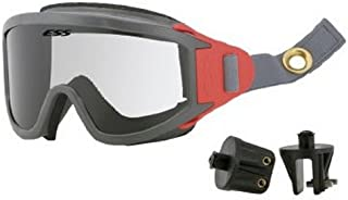Eye Safety Systems 740-0287 X-tricator Goggles, Gray and Red