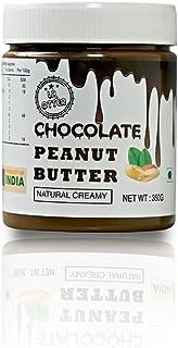 LA OTTER Chocolate Peanut Butter (Creamy) 350 g