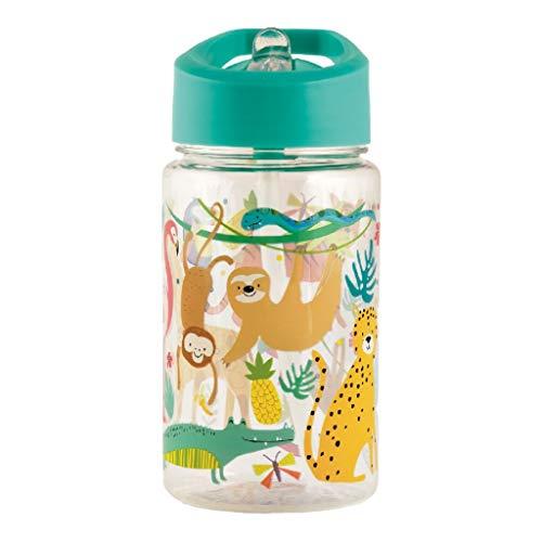 Floss & Rock Botella de agua Jungle 350ml