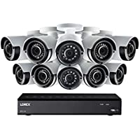 Lorex HD 16-Channel 1TB Security System with Ten Night Vision Cameras