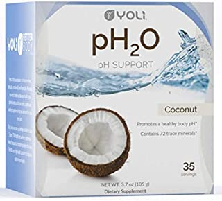 Yoli PH20 pH Support Supplemet (Coconut)