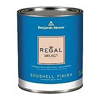 ベンジャミンムーアペイント リーガル セレクト エッグシェル 2~3分艶有り 水性塗料 2026-70 eggshell 1L