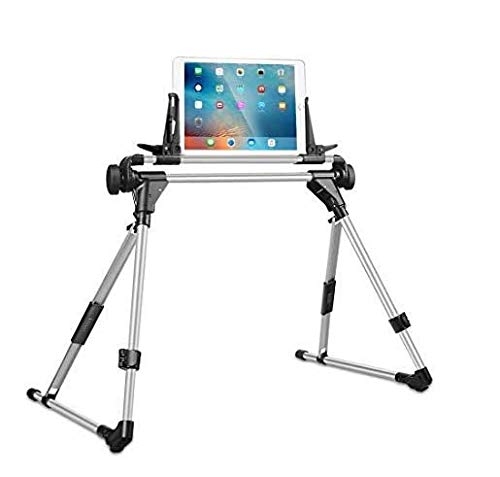 StillCool Soporte para Tableta en Cama, Universal Tablet para iPad Soporte de la Cama Soporte Marco Ángulo de intersección Ajuste fácil para iPad