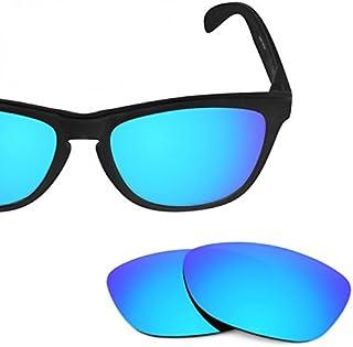 e9f45e2afd sunglasses restorer Basic Lentes de Recambio Polarizadas para Oakley  Frogskins